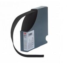 Эластичная лента для уплотнения шва 25 мм черный цв. 955477
