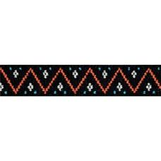 Эластичная лента Color Зубец, ширина 25мм, Prym, 957454