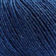 Merida /Мерида/ пряжа Lamana (50% шерсть мериноса сверхлегкая, 25% шелк, 25% полиамид), 10*50г/200м (41, jeansblau, темно-джинсовый)