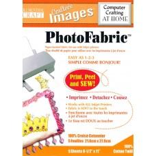 Ткань для печати на принтере Photo Fabric, Blumenthal Craft, 010601014