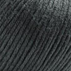 Perla /Перла/ пряжа Lamana (60% пима хлопок, 25% бэби альпака, 15% шелк), 10*50г/115м (28, schiefergrau, темно-серый, New!)