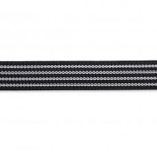 Эластичная лента-пояс, не скользящая 25мм, Prym, 996405