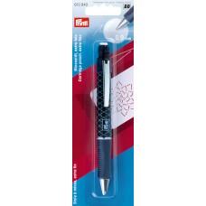 Механический карандаш с 2 грифелями, ? 0, 9 мм, белый стержень 610840