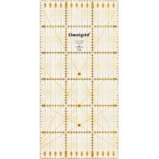 Универсальная линейка с сантиметровой шкалой, угол, 15*30см, 1шт 611307