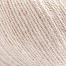 Milano /Милано/ пряжа Lamana (90% шерсть мериноса сверхтонкая, 10% кашемир), 10*25г/180м (03 M, seidengrau, шелковисто-серый)