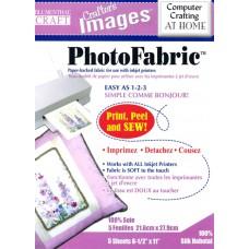 Ткань для печати на принтере Photo Fabric, Blumenthal Craft, 010601015