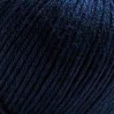 Perla /Перла/ пряжа Lamana (60% пима хлопок, 25% бэби альпака, 15% шелк), 10*50г/115м (11, marine blau, темно-синий)