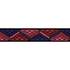 Эластичная лента Color Треугольник, ширина 25мм, Prym, 957453