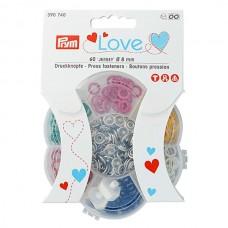 Серия Prym Love - Набор кнопок Джерси Color в боксе, Prym, 390740