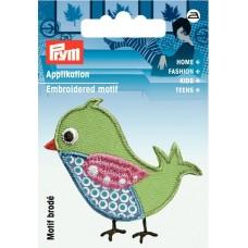 Термоаппликация Птица 55*42мм, Prym, 924212