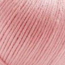 Perla /Перла/ пряжа Lamana (60% пима хлопок, 25% бэби альпака, 15% шелк), 10*50г/115м (40, altrosa, увядшей розы (розовый))
