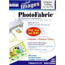 Ткань для печати на принтере Photo Fabric, Blumenthal Craft, 010601016