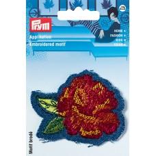 Термоаппликация Роза, Prym, 926650