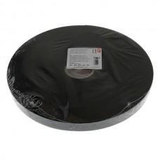 Крепкая резинка 25 мм черный цв.50м 955135