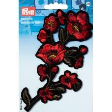 Термоаппликация Цветочный усик, Prym, 926654