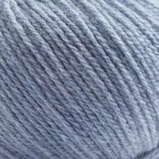 Como /Комо/ пряжа Lamana (100% шерсть мериноса сверхлегкая), 10*25г/120м (54 M, eisblau, синий лед)