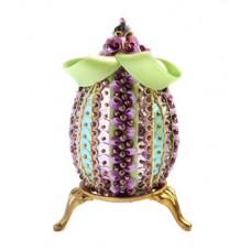 Набор для творчества декоративное яйцо Сирень