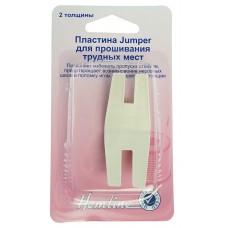 Пластина Jumper для прошивания трудных мест, 2 толщины