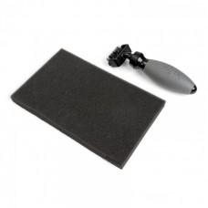 Набор для очистки ножей Sizzix Die Brush (инструмент + коврик)