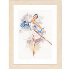 Набор для вышивания Ballerina LANARTE