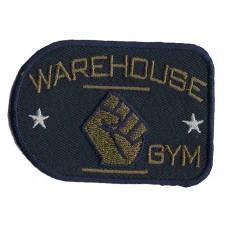 Термоаппликация Warehouse Gym