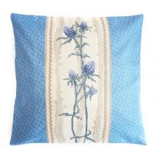 Набор для вышивания Синеголовник (может использоваться для создания подушки)