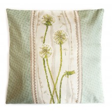 Набор для вышивания Одуванчик (может использоваться для создания подушки)
