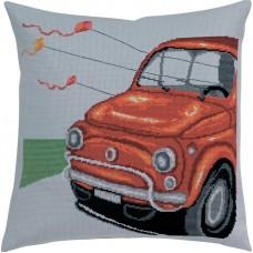 Подушка Фиат набор для вышивания