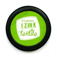 Текстильные перманентные чернила. Светло-зеленые