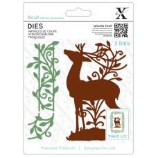 Набор ножей для вырубки Лесной олень
