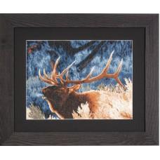 Набор для вышивания Red Deer at Dawn LANARTE