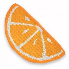 Набор для вышивания, подушка Апельсин, Luca-S