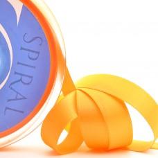 Лента сатиновая, 11мм, 25м, цвет 202