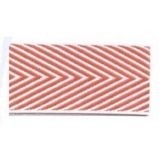 Лента из тканого жаккарда, 25 мм, 25 м, цвет 02