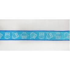 Лента с напечатанным рисунком, 15 мм, 15 м, цвет 16