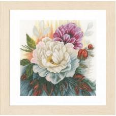 Набор для вышивания White rose LANARTE