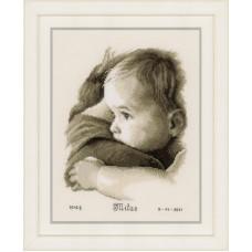 Набор для вышивания Объятия ребёнка
