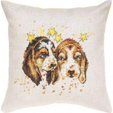 Набор для вышивания подушки, Luca-S