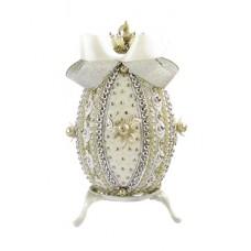 Набор для творчества декоративное яйцо Свадебный вальс