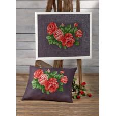 Набор для вышивания Красные розы
