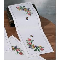 Набор для вышивания дорожки Тюльпаны