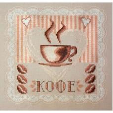 Набор для вышивания Вкус кофе