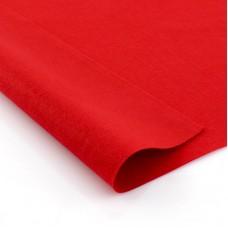 Листы фетра Hemline, 10 шт, цвет красно-розовый