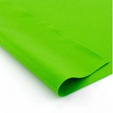 Листы фетра Hemline, 10 шт, цвет яблочный зеленый