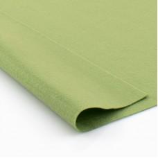Листы фетра Hemline, 10 шт, цвет оливковый