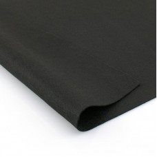 Листы фетра Hemline, 10 шт, цвет черный