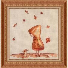 Набор для вышивания Осенняя встреча