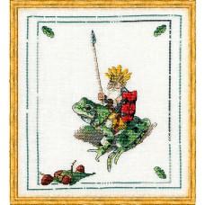 Набор для вышивания Le Roi des Lutins (Король эльфов)