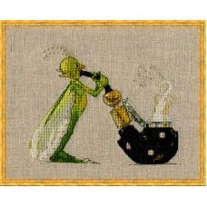 Набор для вышивания La Pipe (Трубка)
