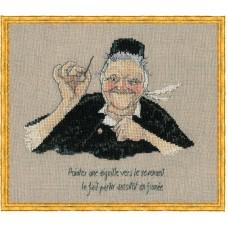 Набор для вышивания Mamm Gozh (Мать Гож)